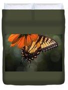 Tiger Swallowtail - 2 Duvet Cover