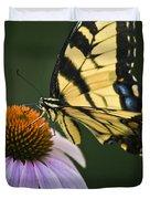 Tiger Swallowtail 2 Duvet Cover