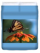 Tiger Swallowtail - 3 Duvet Cover