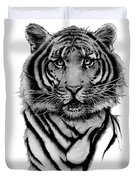 Tiger Tiger Duvet Cover