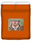 Tigerish Duvet Cover