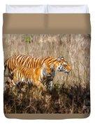Tigers Burning Bright Duvet Cover
