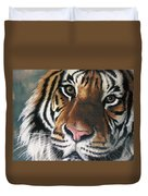 Tigger Duvet Cover by Barbara Keith
