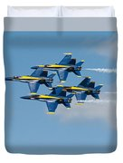 Tight Formation Duvet Cover