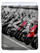 Tight Parking Duvet Cover