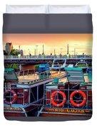 Tigre Delta 018 Duvet Cover