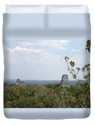 Tikal IIi Duvet Cover
