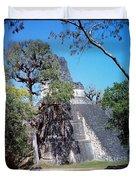 Tikal Iv Duvet Cover