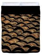 Tile Roof 3 Duvet Cover