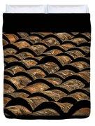 Tile Roof 4 Duvet Cover