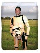 Tim Tebow Stormtrooper Duvet Cover