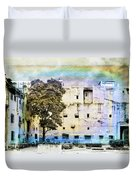 Time After Time Duvet Cover