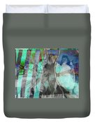 Time And The American Family Duvet Cover
