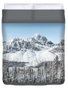 Time Freeze Duvet Cover