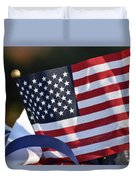 Time Of Remembrance  Duvet Cover