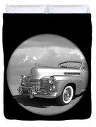 Time Portal - '41 Cadillac Duvet Cover