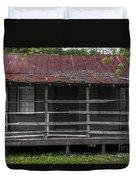 Time Worn Homestead Duvet Cover
