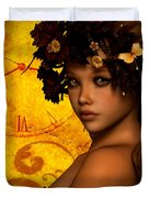 Timeless Autumn Beauty Duvet Cover