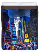Times Square 7453 Duvet Cover