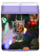 Timpani Ornament Duvet Cover