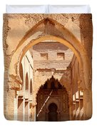 Tin Mal Mosque Duvet Cover by Axiom Photographic