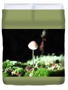 Tiny Mushroom 2 Duvet Cover