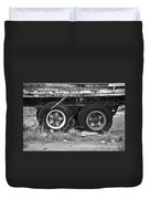 Tires Duvet Cover