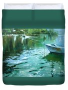 To Anjuna Duvet Cover