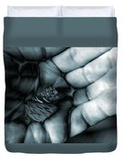 To Be Held Duvet Cover