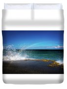 To Catch A Rainbow Duvet Cover