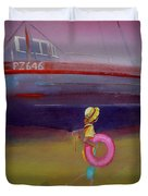 To The Lighthouse Duvet Cover