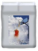 To The Rescue Duvet Cover
