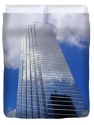 To The Sky Duvet Cover