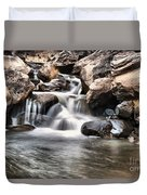 To Watch Calm Water Duvet Cover