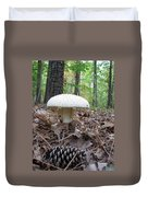 Toad Stool V Duvet Cover