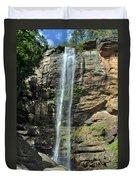 Toccoa Falls Duvet Cover