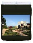 Todd Prayer Chapel Duvet Cover