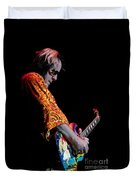 Todd Rundgren And The Fool Duvet Cover