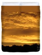 Toffee Sunset 3 Duvet Cover