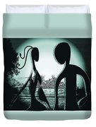 Together Forever 3 Duvet Cover