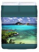 Tokashiki Island - Okinawa Duvet Cover