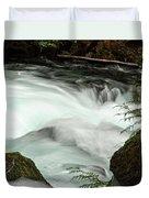 Toketee Falls 7 Duvet Cover