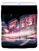 Tokyo 3017 #2 Duvet Cover