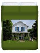 Toledo House Duvet Cover