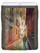 Toledo Morning Duvet Cover