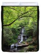 Tom Branch Falls - Gsmnp Duvet Cover