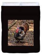Tom The Turkey Duvet Cover