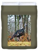 Tom Turkey Early Moning 1 Duvet Cover