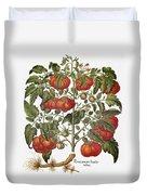 Tomato, 1613 Duvet Cover