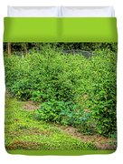 Tomatoes In Garden 2906t Duvet Cover